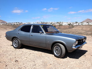 1974 Ford Cortina MK3 2000E For Sale