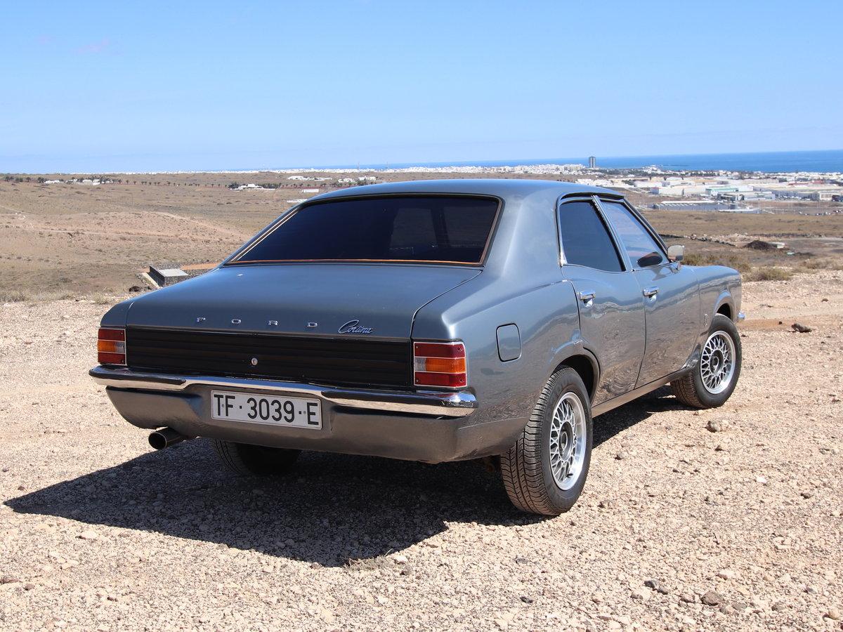 1974 Ford Cortina MK3 2000E For Sale (picture 3 of 6)