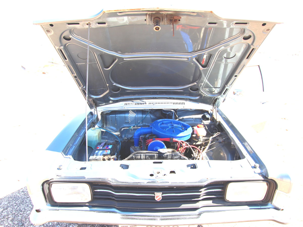 1974 Ford Cortina MK3 2000E For Sale (picture 6 of 6)