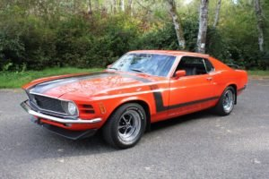 1970 Ford Mustang Boss 302 FastBack = 4 Speed Calypso $84.9k For Sale