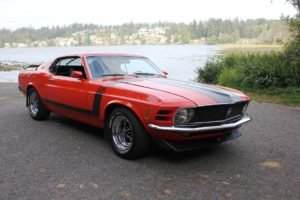 1970 Ford Mustang Boss 302 FastBack = 4 Speed Calypso $84.9k For Sale (picture 2 of 6)