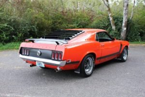 1970 Ford Mustang Boss 302 FastBack = 4 Speed Calypso $84.9k For Sale (picture 3 of 6)
