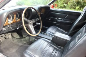 1970 Ford Mustang Boss 302 FastBack = 4 Speed Calypso $84.9k For Sale (picture 4 of 6)
