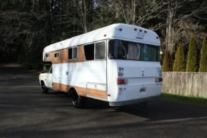 1975 Ford Camper Truck = RV Manual V-8 driver $8.9k For Sale (picture 2 of 6)