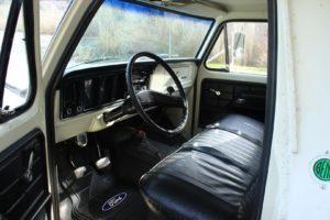 1975 Ford Camper Truck = RV Manual V-8 driver $8.9k For Sale (picture 3 of 6)