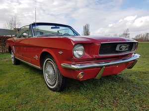 1966 Ford Mustang convertiebel For Sale