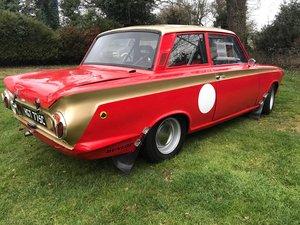 1965 MK1 Lotus Cortina Alan Mann replica historic race /rally For Sale
