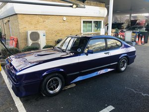 1985 Ford Capri For Sale