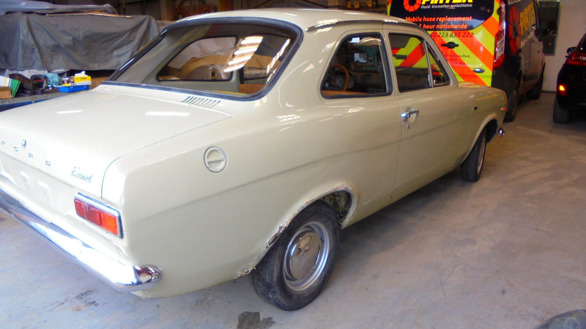 1970 FORD ESCORT MK1 2 DOOR  SOLD (picture 4 of 6)