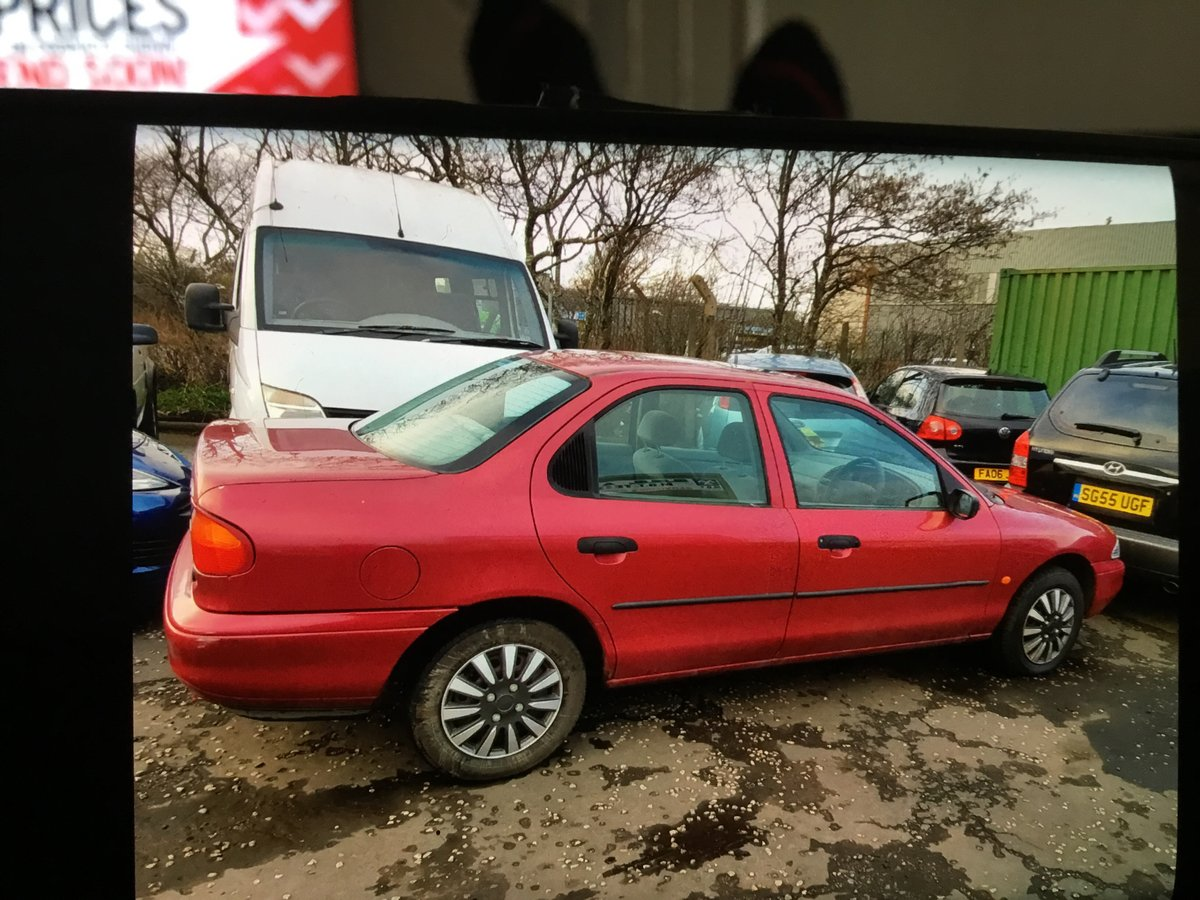 1994 Form mondeo For Sale (picture 1 of 4)