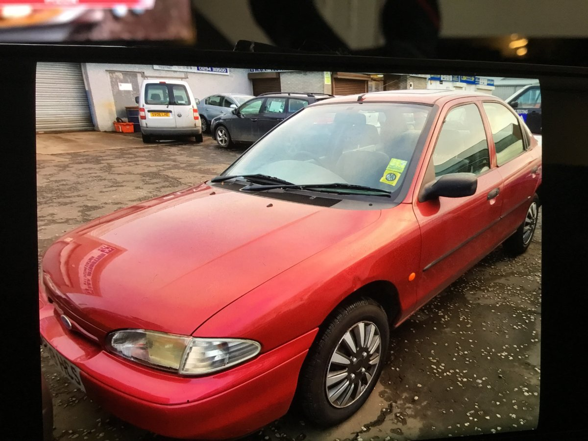 1994 Form mondeo For Sale (picture 2 of 4)