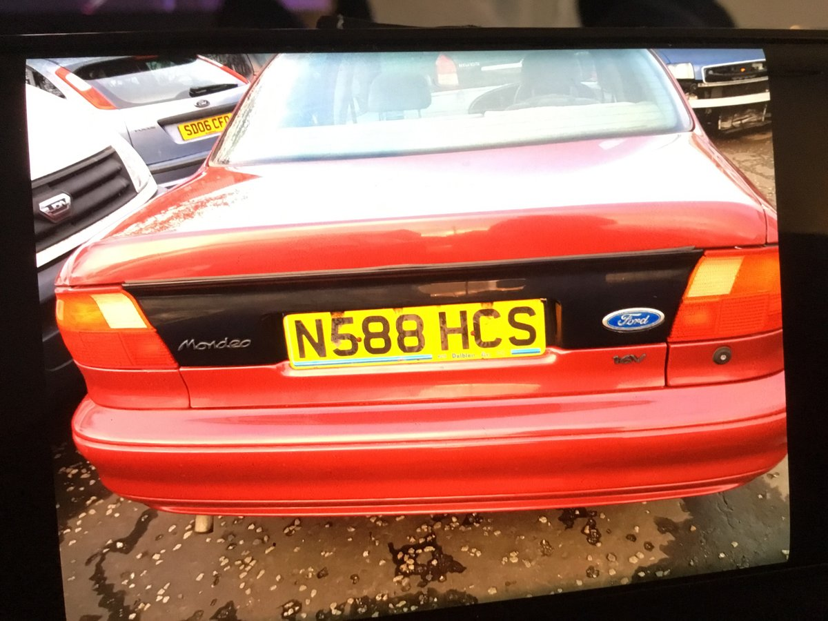 1994 Form mondeo For Sale (picture 4 of 4)