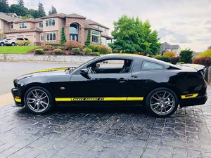 2014 Mustang Hertz Penske Hertz Penske Limited 4 speed For Sale