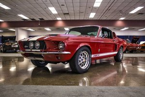 1967 Shelby GT350 - 4 speed + Real Correct Red driver $119.5 For Sale