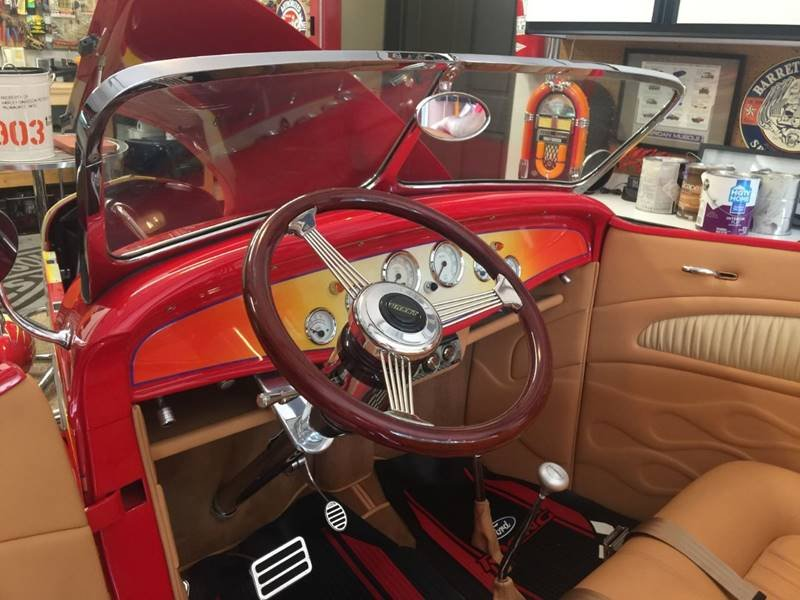1932 Ford Highboy Hot Rod = Custom $150k spent $58.5k For Sale (picture 4 of 6)