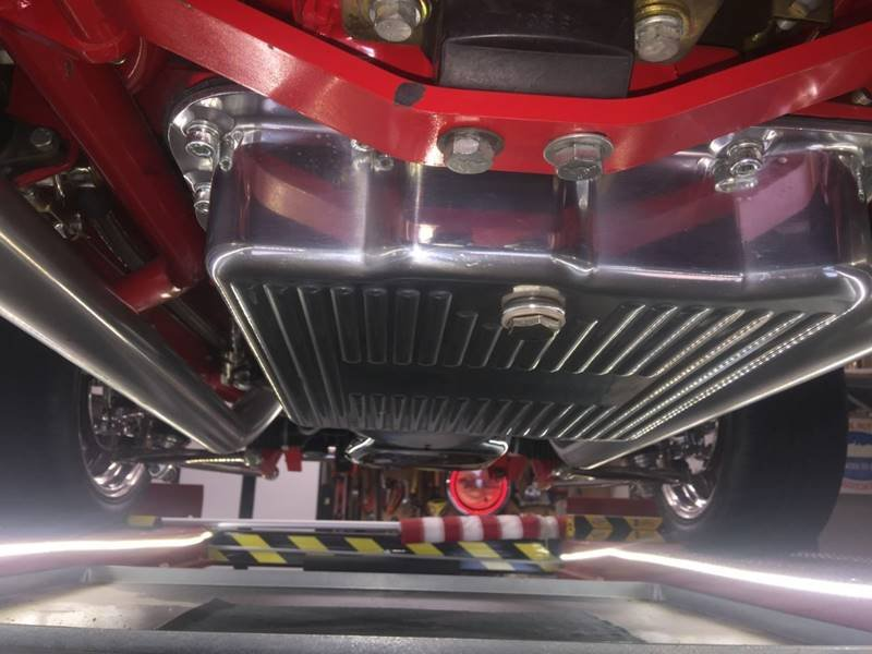 1932 Ford Highboy Hot Rod = Custom $150k spent $58.5k For Sale (picture 6 of 6)