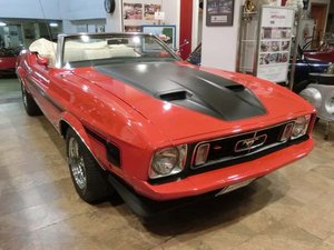 FORD MUSTANG CONVERTIBLE V8 351 - 1972 For Sale