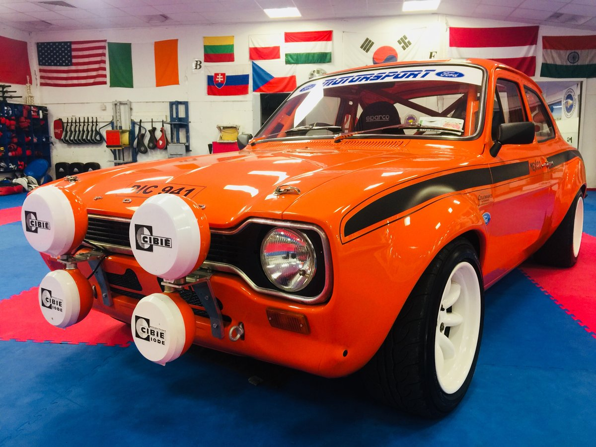 1969 Gp4 mk1 Ford Escort For Sale (picture 1 of 6)