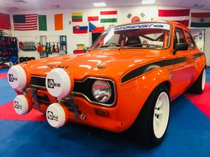 1969 Gp4 mk1 Ford Escort For Sale