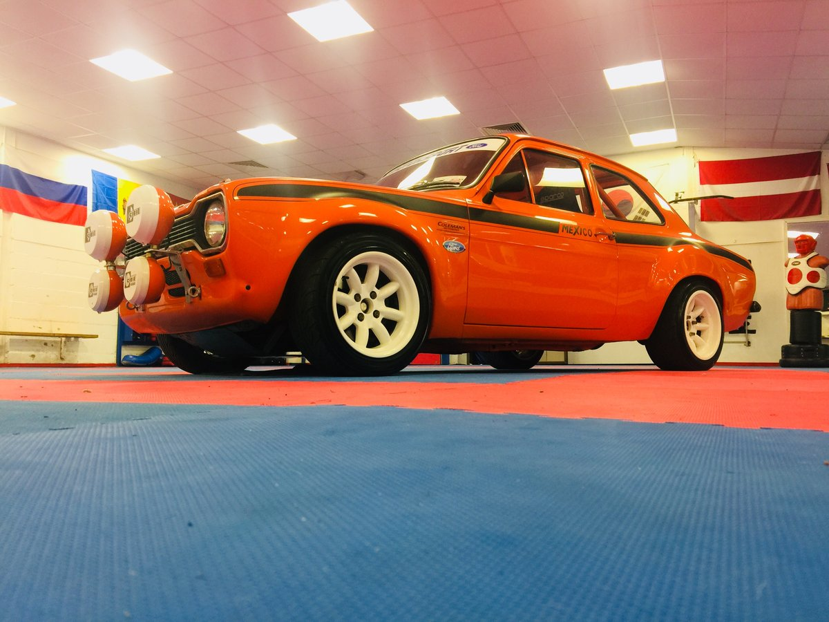 1969 Gp4 mk1 Ford Escort For Sale (picture 3 of 6)