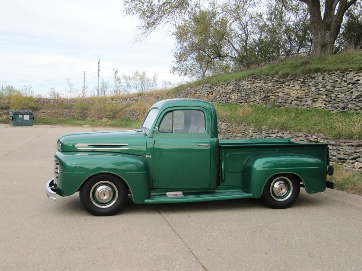1950 Ford F1 Pickup For Sale (picture 2 of 6)