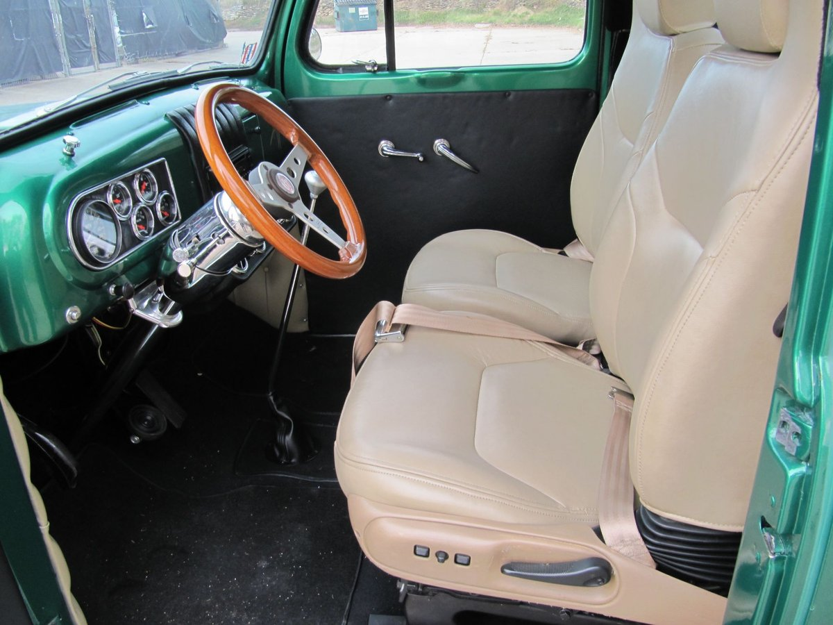 1950 Ford F1 Pickup For Sale (picture 5 of 6)