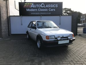 1988 Ford XR2 56,000 Miles, Full History  SOLD