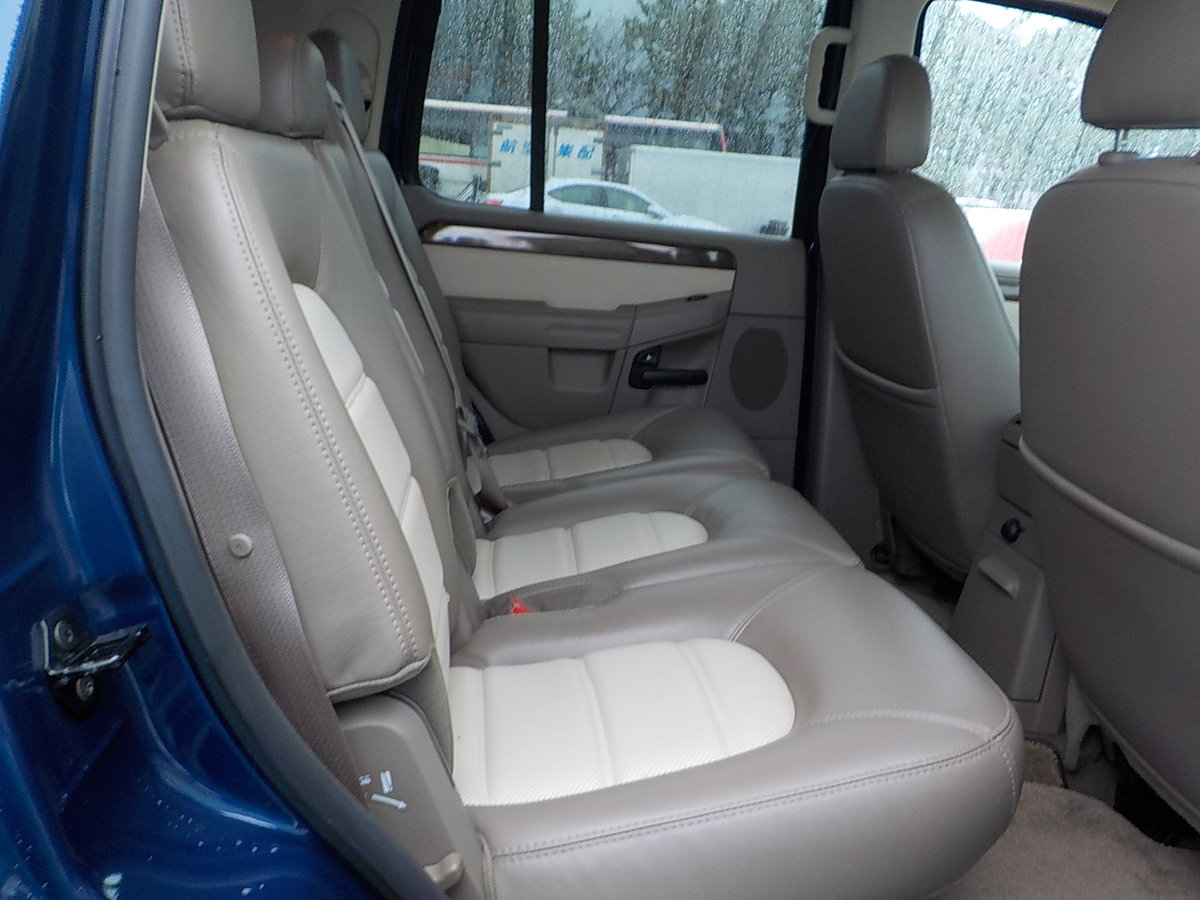2004 FORD EXPLORER 4.6 EDDIE BAUER AUTOMATIC * 7 SEATER 4X4  SOLD (picture 6 of 6)