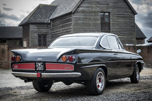1962 Ford Consul Capri - Rare & Stunning - on The Market SOLD by Auction