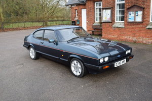 1987 Ford Capri 280 Brooklands For Sale by Auction
