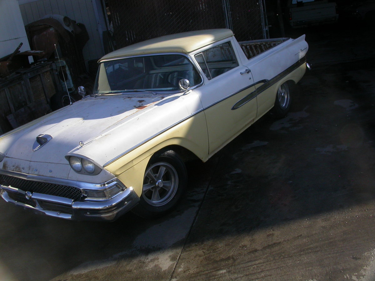 1959 V8/AUTO 20 YRS IN STORAGE $11250 SHIPPING INCLUDED For Sale (picture 1 of 6)