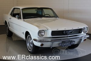 Ford Mustang Coupe 1966 V8 C-Code in good condition For Sale