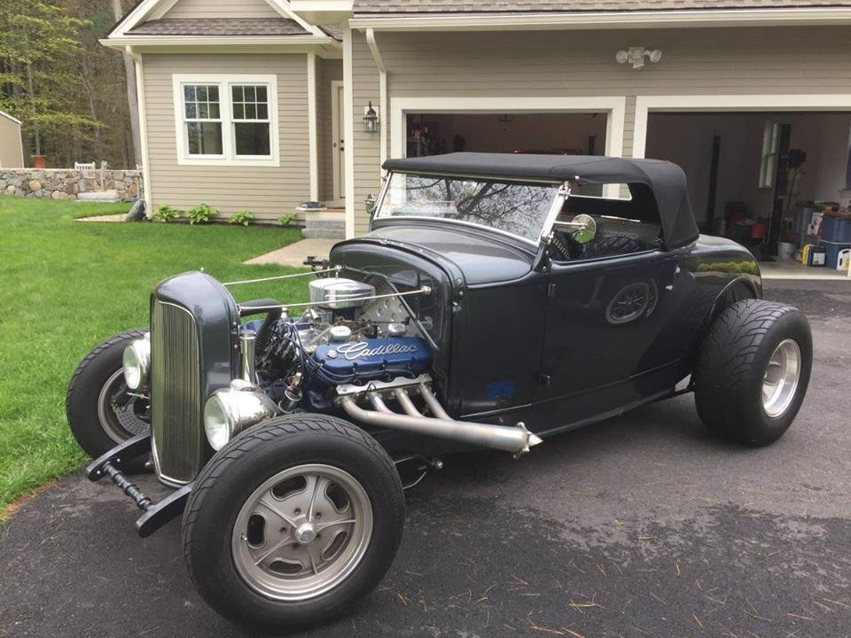 1931 Ford Roadster (Beverly, MA) $74,900 obo For Sale | Car
