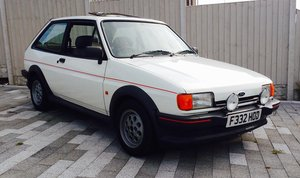 1988 FORD FIESTA XR2 MK2