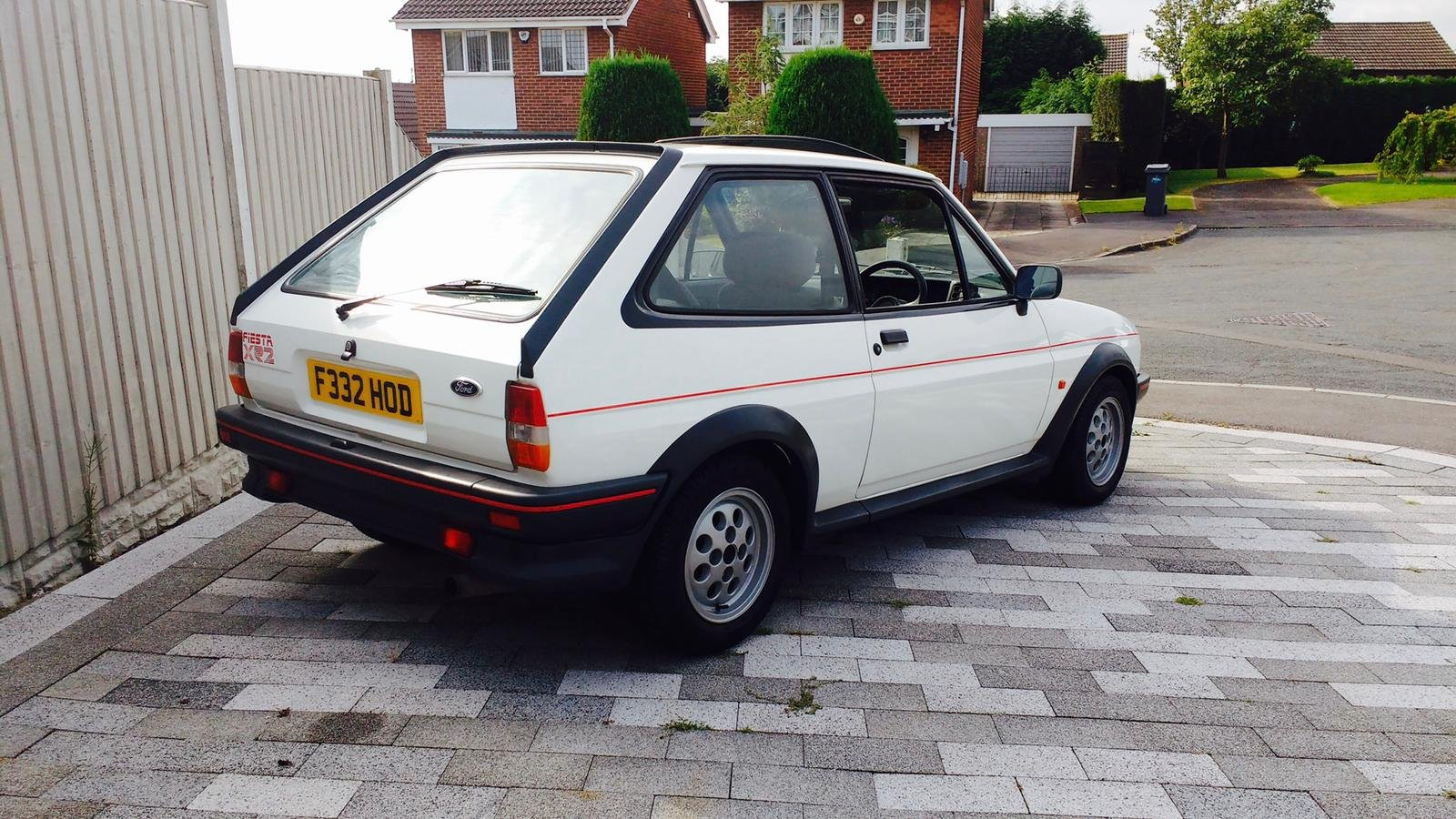 1988 FORD FIESTA XR2 MK2  For Sale (picture 2 of 6)