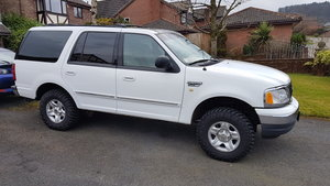 1999 Ford Expedition V8 XLT 4x4 American SUV Triton 5.4 LPG SOLD