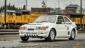 1984 Ford RS1700T Rally = very Rare 1 of 18 made  $470k For Sale