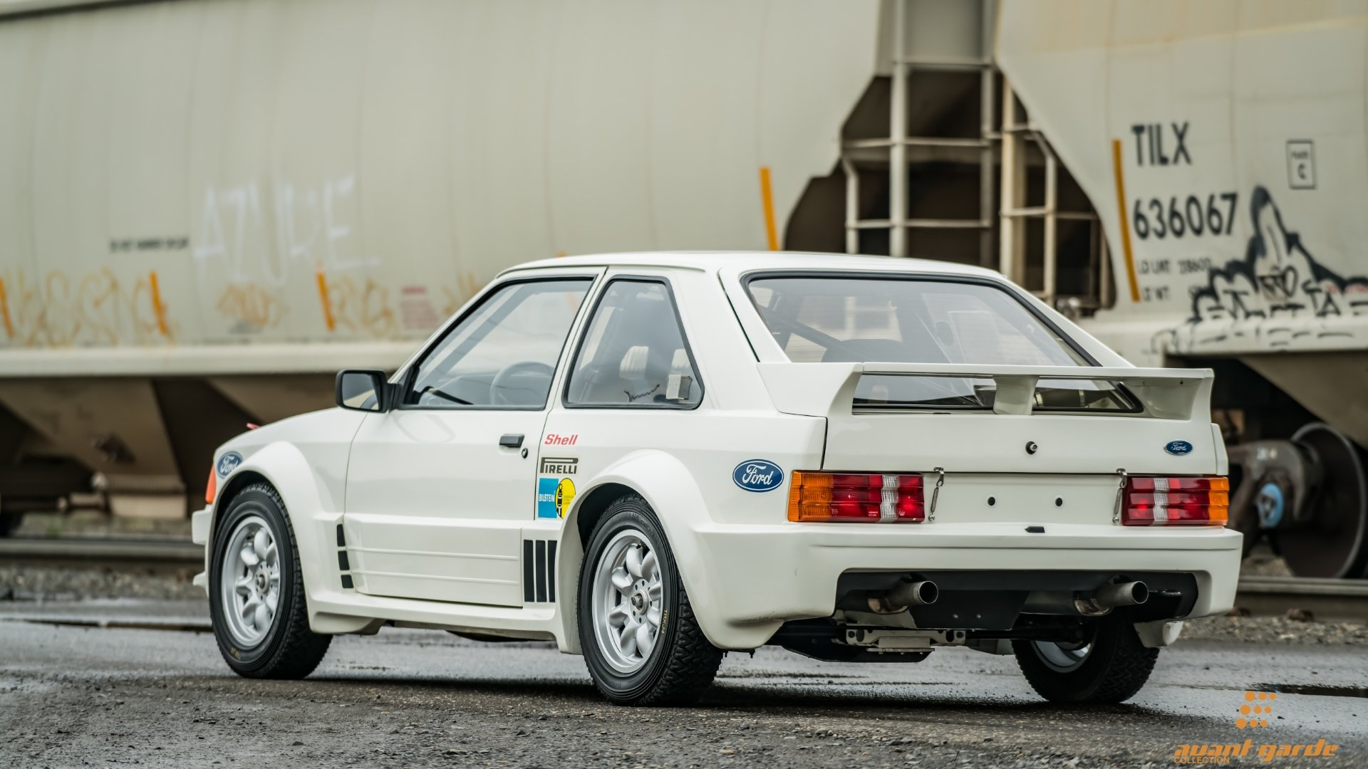 1984 Ford RS1700T Rally = very Rare 1 of 18 made  $470k For Sale (picture 3 of 6)