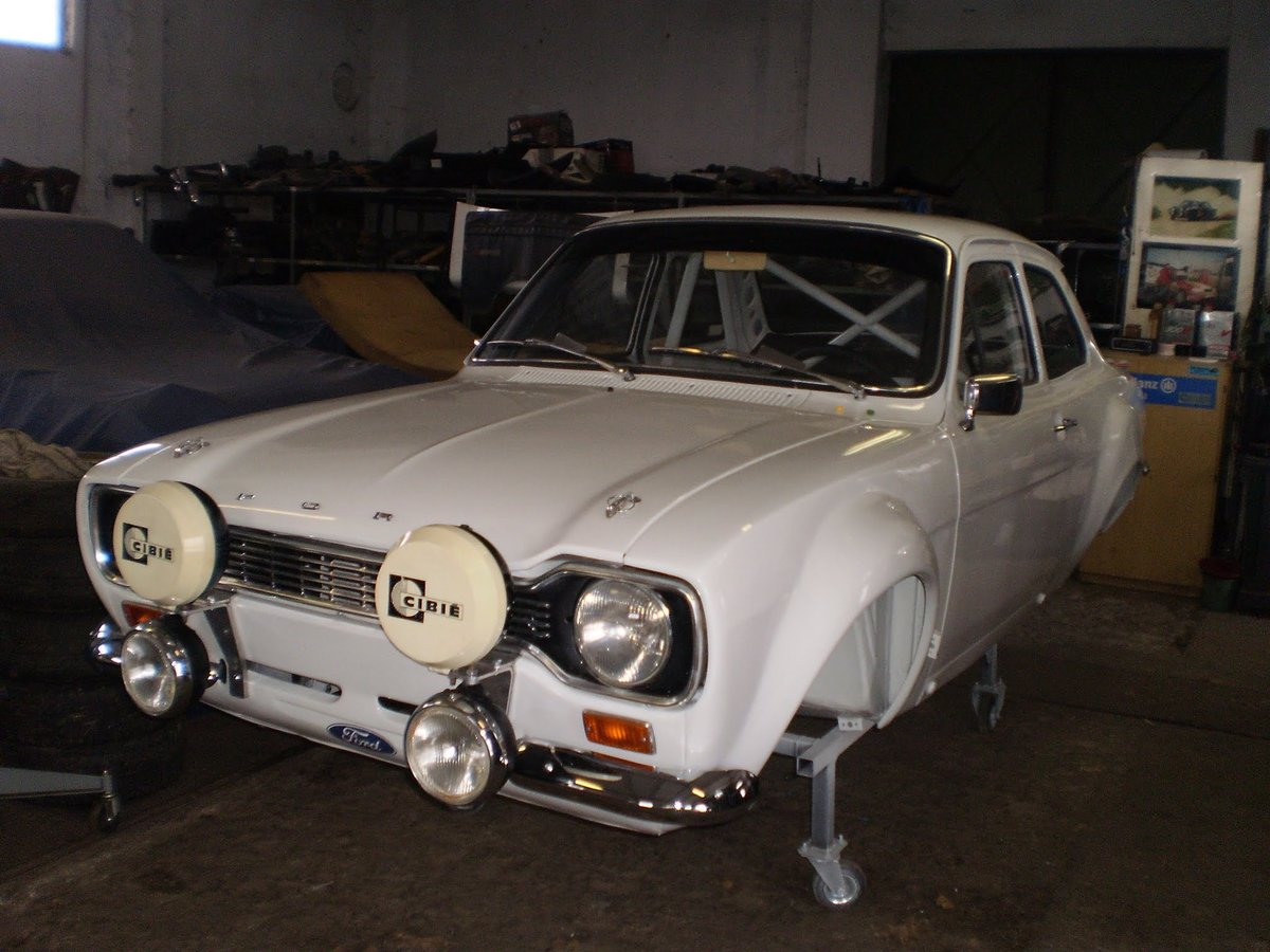1969 Ford Escort Mk1 Gr4  For Sale (picture 1 of 6)