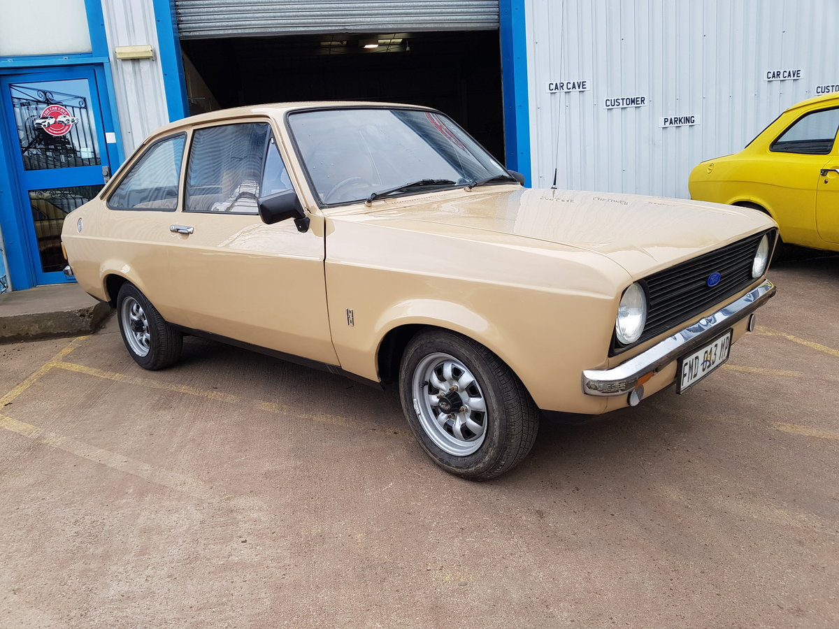 1976 Ford Escort MK2 1.3 For Sale (picture 2 of 6)