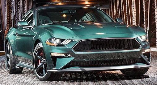 2019 Ford Mustang Bullitt . 19/19. Delivery Miles . 1 of 350 UK