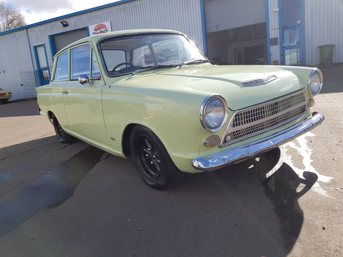1964 Ford Cortina Mk1 2 Door For Sale (picture 1 of 6)