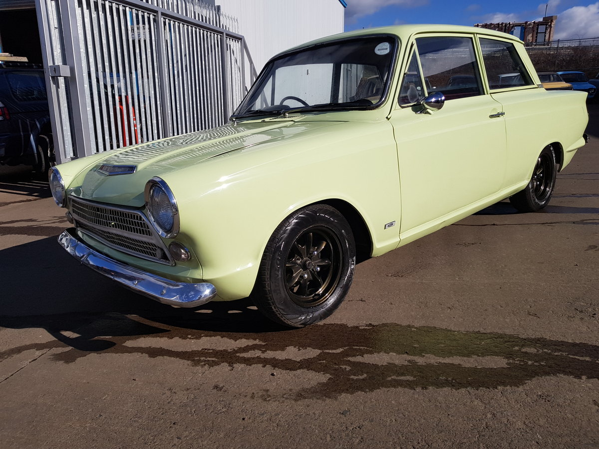 1964 Ford Cortina Mk1 2 Door For Sale (picture 2 of 6)