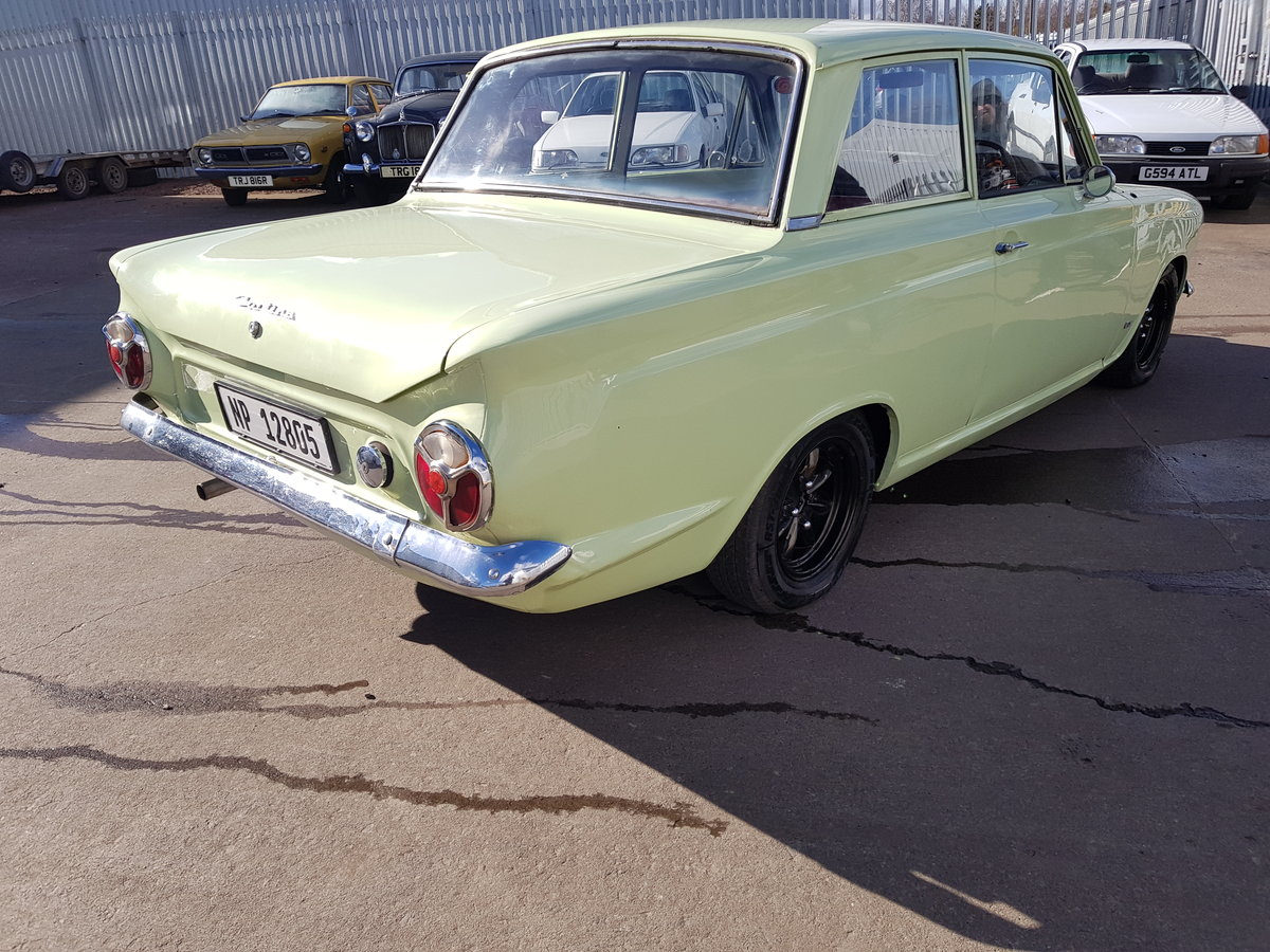 1964 Ford Cortina Mk1 2 Door For Sale (picture 3 of 6)