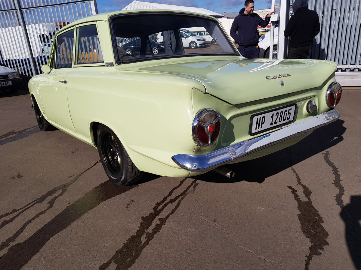 1964 Ford Cortina Mk1 2 Door For Sale (picture 4 of 6)