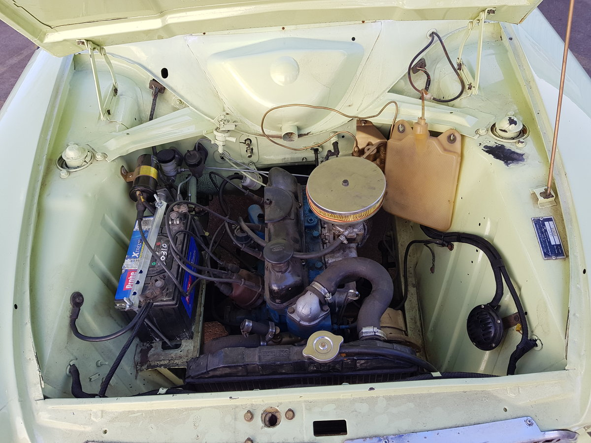 1964 Ford Cortina Mk1 2 Door For Sale (picture 5 of 6)