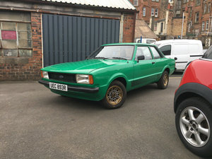 1977 MK4 Ford Cortina 2dr - 2 litre engine 5 speed box For Sale
