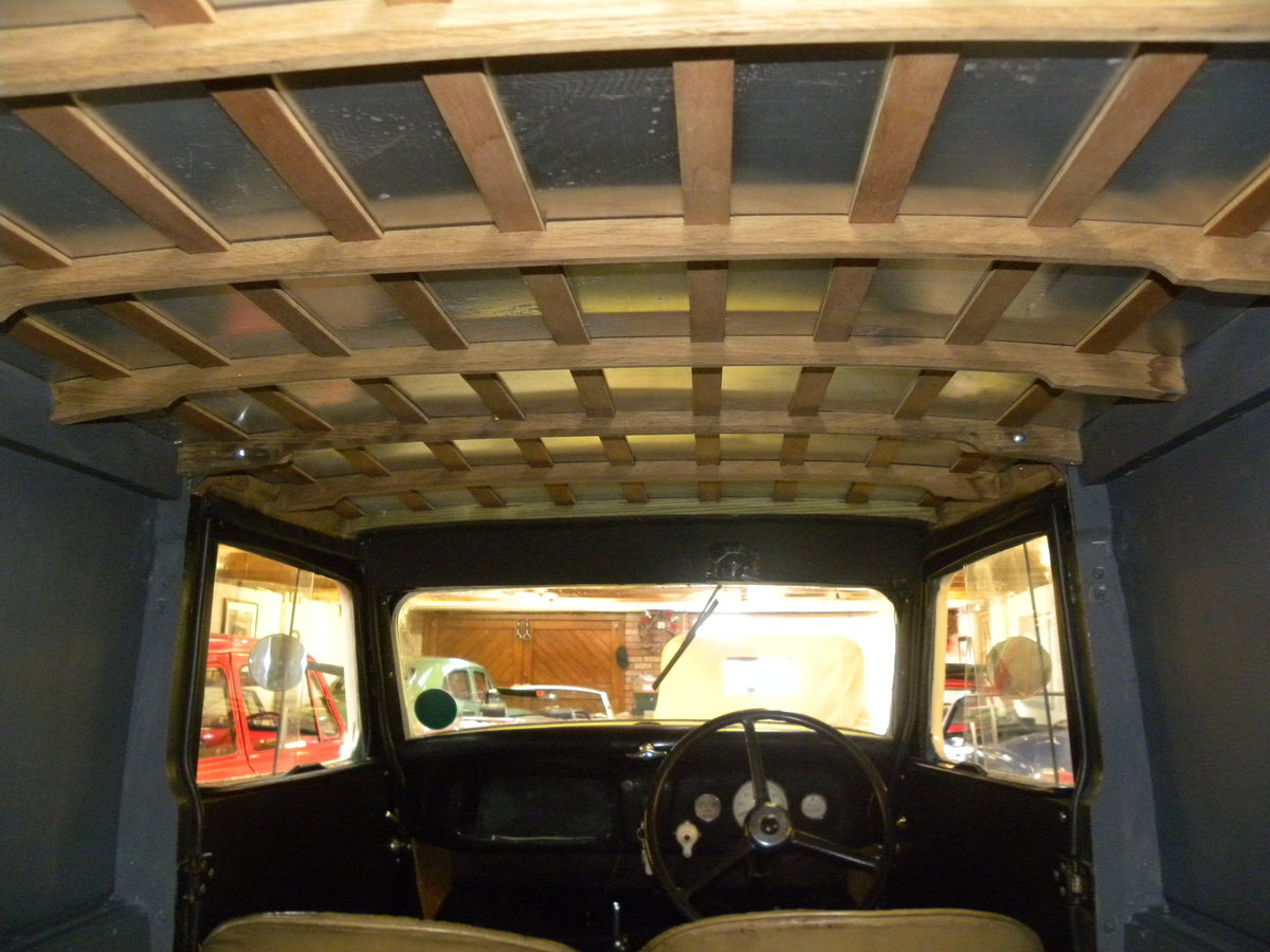 1937 FORD 5 cwt VAN. Restored. For Sale (picture 4 of 6)