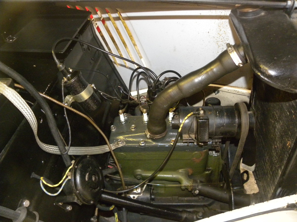 1937 FORD 5 cwt VAN. Restored. For Sale (picture 5 of 6)