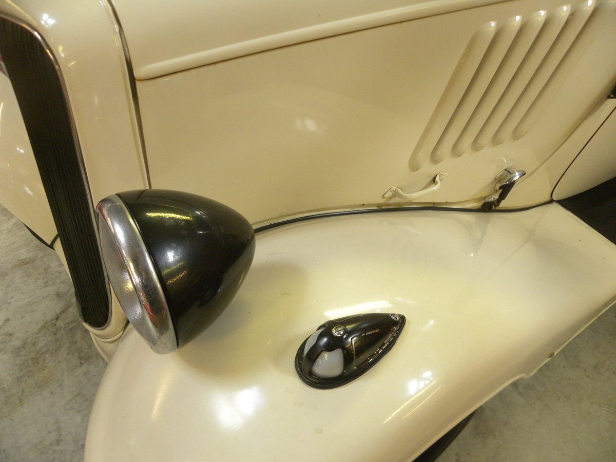 1937 FORD 5 cwt VAN. Restored. For Sale (picture 6 of 6)